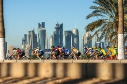 Stage 4: Aspire Zone - Doha Corniche (73km) ©ZUPERDEHLIE