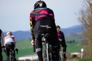 Training in Tuscany. ©WMNCycling