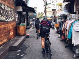 Rapha City Tour @Tommy Tae-Hwan Kim