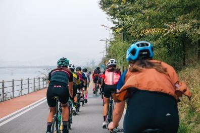 Rapha Women's Ride Seoul ©Jacob Park