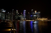 Singapore's Business District ©Tiffany Cromwell