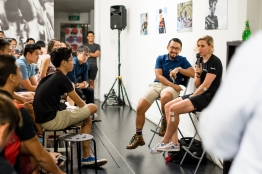 Rapha Singapore Evening at The Athlete Lab ©Valerie Chen - Click Photography Singapore